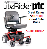 Golden LiteRider PTC on  Sale